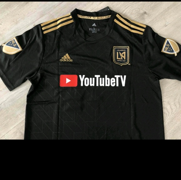 save off cd293 ebc7d LAFC JERSEY 2018